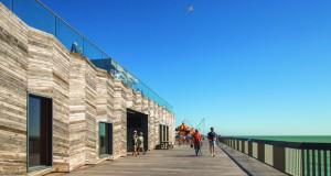 Променадата во Хејстингс – најдобар нов објект во Британија