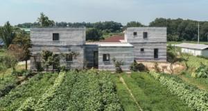 Stratum House – ѕидови од различни слоеви бетон