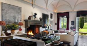 Совршена вила за одмор во Тоскана која маѓепсува со својата барокна атмосфера