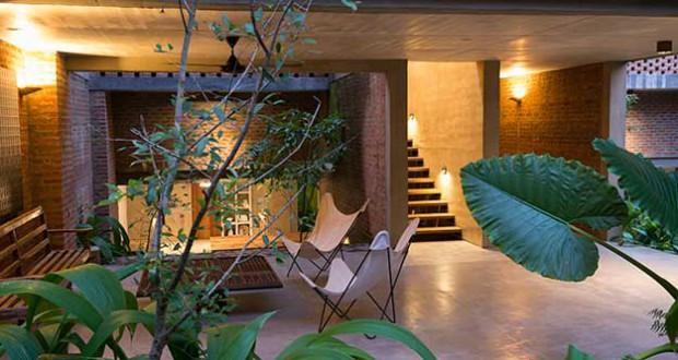 Луксузна резиденција на уметнички пар