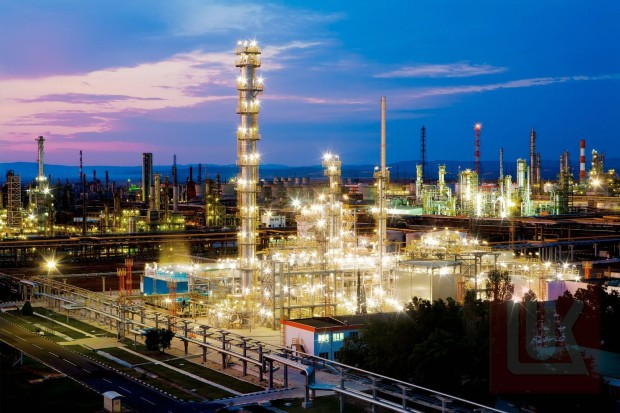 Burgas refinery