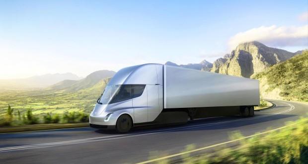 Пепси  купува 100 електрични камиони  Тесла