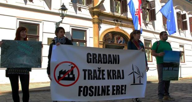 """""""Зелените"""" во Хрватска против Законот за изградба на терминалот за ТПГ"""