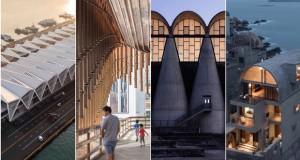 Најдобра кинеска архитектура за 2017 година