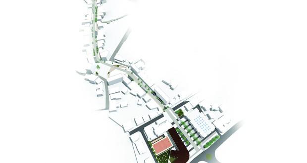 Репроектирање на централното градско подрачје на Радовиш