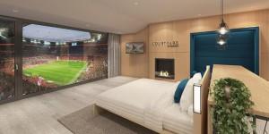 VIP гостите на Bayern, ќе можат да ги следат натпреварите од хотелски соби на самиот стадион