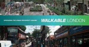 Zaha Hadid Architects со предлог за мрежа од пешачки улици во Лондон