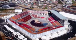 Новиот стадион за ЗОИ 2018 ќе биде користен само 4 пати, и нема покрив