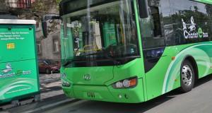 Електричен автобус ќе почне да сообраќа во Скопје