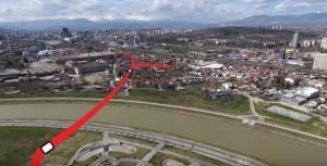 Нов коридор со мост на Вардар во населба Аеродром