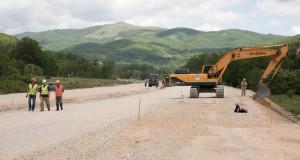 Прв Анекс за продолжување на изградбата на автопатот Кичево-Охрид