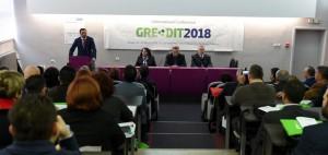 Втора меѓународна научна конференција GREDIT 2018 се одржува во Скопје