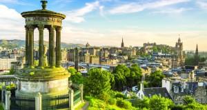 Единбург, град – дел од светското културно наследство
