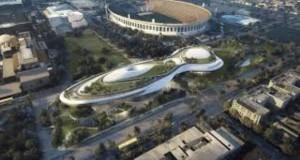 Во Лос Анџелес започна изградбата на музејот посветен на креаторот на Star Wars