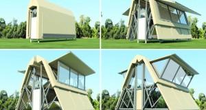 Монтажни домови кои се расклопуваат како на филм