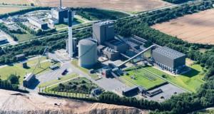 Данска: 20% повисока ефикасност на термоцентрала на биомаса