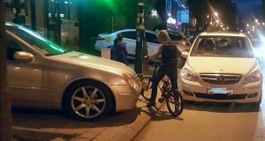 Во Општина Центар паркирање во рамки на сопствена градежна парцела!?