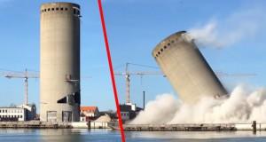 (Не)планирано рушење во Данска