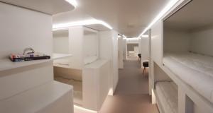 """Во авионите на """"Ербас"""" кабини за спиење"""