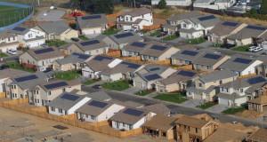 Калифорнија: Новите куќи до 2020 задолжително со своја соларна централа