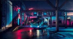Volvo го претстави нoвото електрично тешко товарно возило