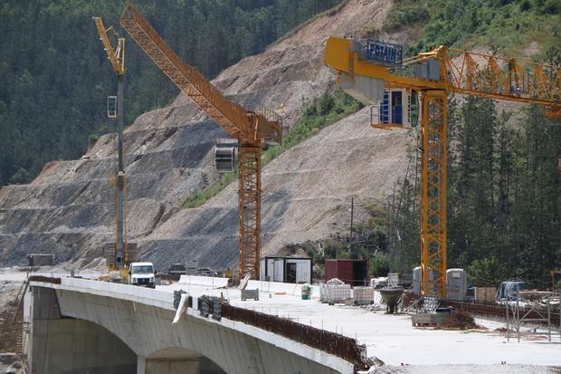 Автопат Кичево-Охрид
