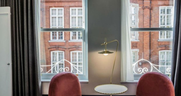 Совршен хотел во центарот на Лондон кој спојува класично со модерно