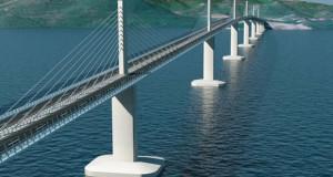 Нема инженери за градење на мостот Пељешац