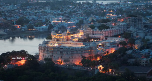 Удајпур во Индија