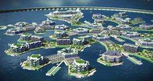 Пловни градови ги освојуваат водните простори