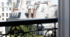 Париски резиденции со прекрасни панорамски погледи