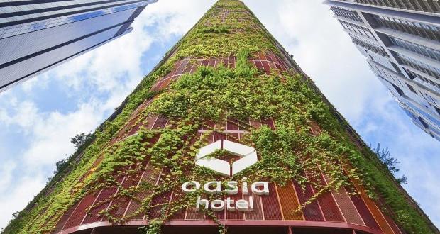 Oasia Hotel Downtown – Сингапур