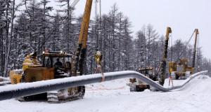 """""""Моќта на Сибир"""" – најголемиот гасовод на светот, наскоро ќе биде завршен"""