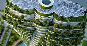 Агора градина ќе почне да јаде смог во Тајпеј