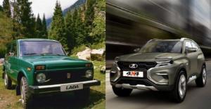 """""""Лада"""" го претстави своето ново 4×4 возило, наследникот на популарната """"Нива"""""""