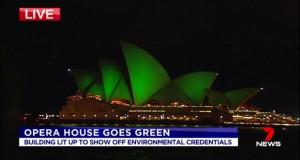 Сиднејската опера стана јаглеродно неутрална