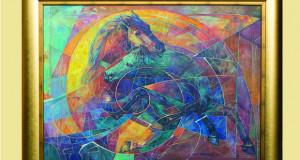 """Изложба на Свето Манев во галеријата """"Ел Греко"""""""