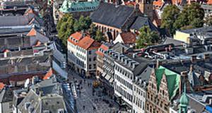 Прошетка над Копенхаген