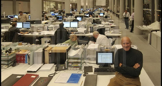 Поглед  во проектантските бироа на пет светски архитектонски фирми