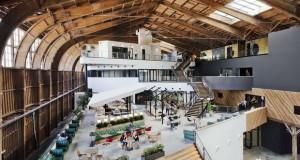 Во прочуениот хангар за авиони сместени се новите Google канцеларии