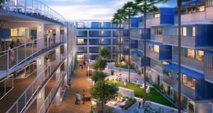 Претворање на катни гаражи во станбени блокови