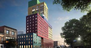 Првиот проект на MVRDV во САД, започна да се гради во Њујорк