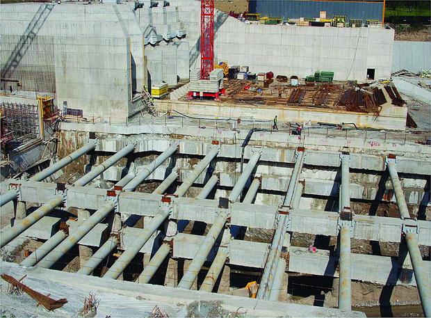 21 Gradezna jama za masinska zgrada (HEC Dogančaj 2)