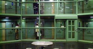 Затвор, архитектура и луѓе
