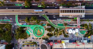 Вака изгледа најдолгата велосипедска патека на светот (видео)