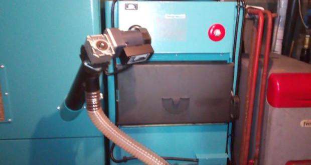 Училиште во Долно Лисиче почна да се затоплува на био гориво