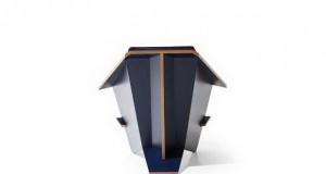 Реиздавање на фотељата Taliesin 1 на Френк Лојд Рајт