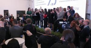 Националната галерија го прослави 70-от роденден