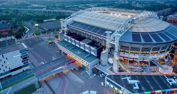Холандски Ајакс има најодржлив стадион на светот
