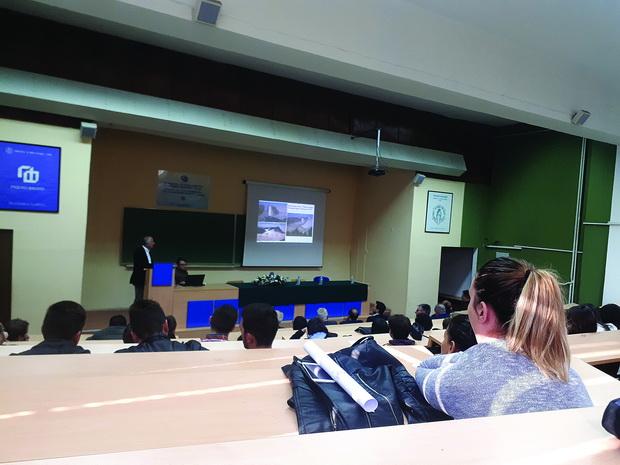 Prof. Ahmet Saglamer - predavanje
